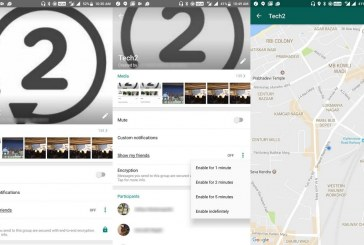 'Live Location' feature to be soon released by WhatsApp