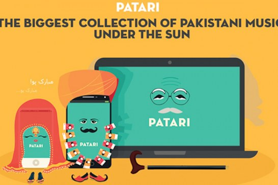 PATARI – a solution to all our Pakistani music streaming woes