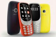 Nokia 3310 makes a return at Mobile World Congress 2017