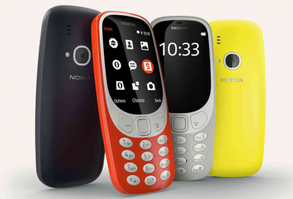 Nokia 3310 makes a return at Mobile World Congress 2017
