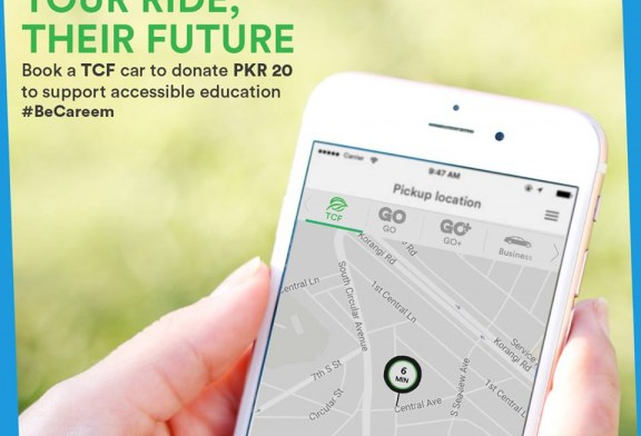 Careem partners with The Citizens Foundation (TCF) for greater good