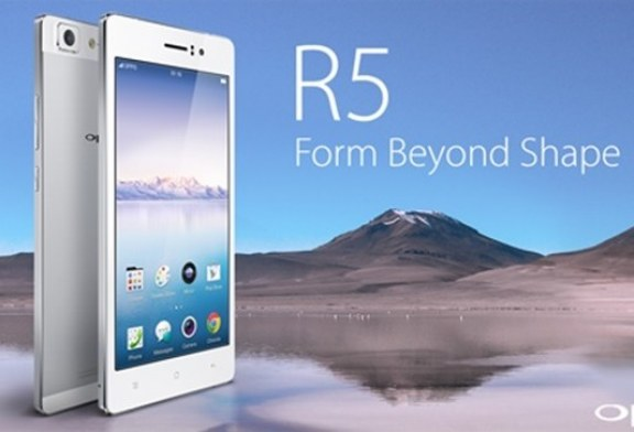 World's Slimmest Smartphone – Oppo R5 Specs & Features