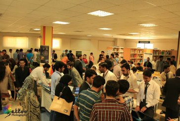 CIIT's First Ever Open House for Computer Science Projects Held at COMSATS Islamabad