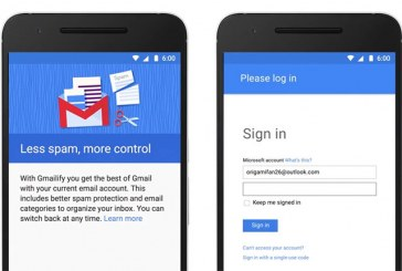 Gmailify! Google Now Lets You Login to Gmail with Yahoo and Outlook Accounts