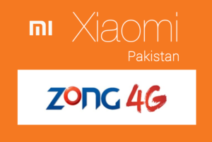Zong Partners with Xiaomi in Pakistan