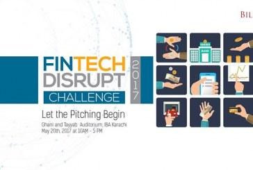 FinTech Disrupt Challenge(FDC) 2017 inviting start-ups from all over Pakistan