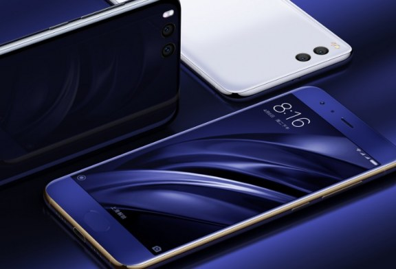 Xiaomi Mi6 Launched with Dual Camera and no Headphone Jack