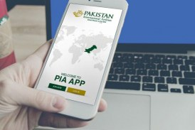 PIA introduces online check-in facility for passengers