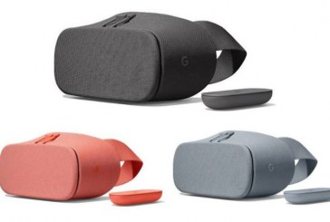 Daydream View headset leaks ahead of Google Event on October 4.