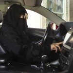 Women are finally allowed to drive in Saudi Arabia
