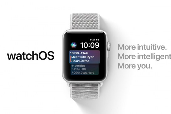 Apple Releases WatchOS 4, tvOS 11