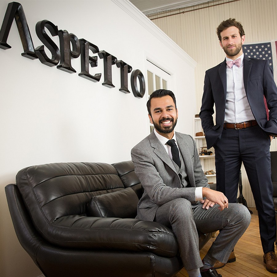 Abbas Haider, co-founder Aspetto, Inc.