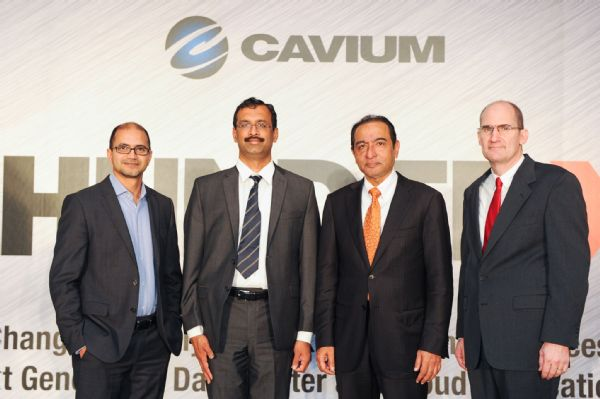 Cavium Executive Board