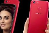 OPPO launches the F5 6GB, a power packed Selfie Expert