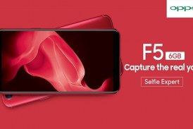 You can now catch a real iflix cinematic experience on your OPPO F5 & F5 6GB