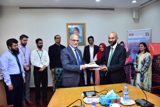 IBM Pakistan partners with Business Incubation Center, Bahria University, Islamabad (BIC)
