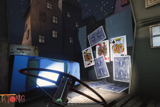 Acclaimed Kartong – Death By Cardboard! Moves Beyond VR to Also Release for PC