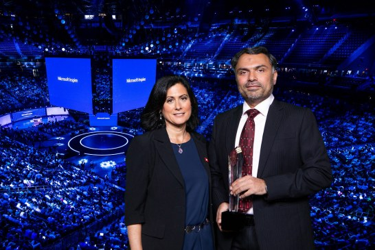 KalSoft recognized  as 2018 Microsoft Country Partner of the Year